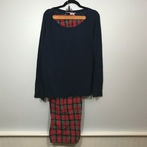 Victoria's Secret | Plaid Pajama Set